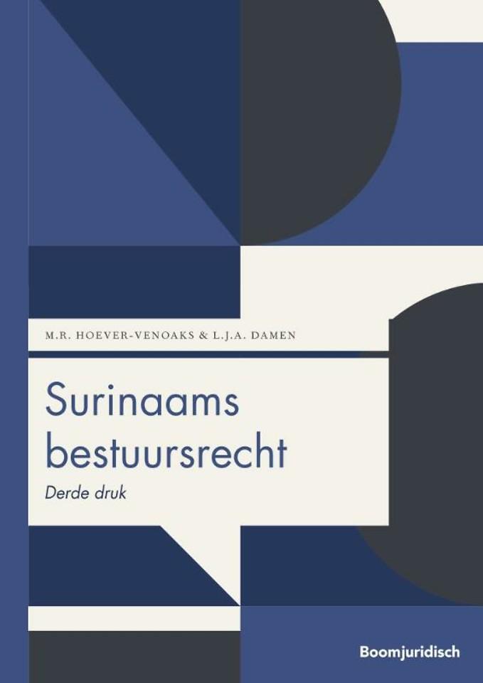 Surinaams bestuursrecht