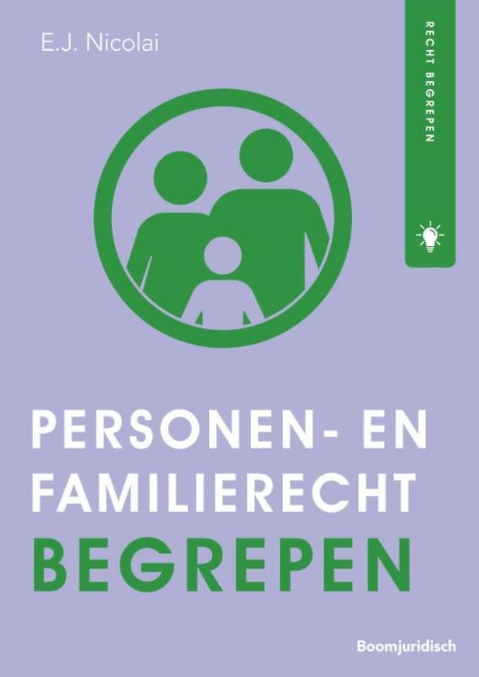 Personen- en familierecht begrepen