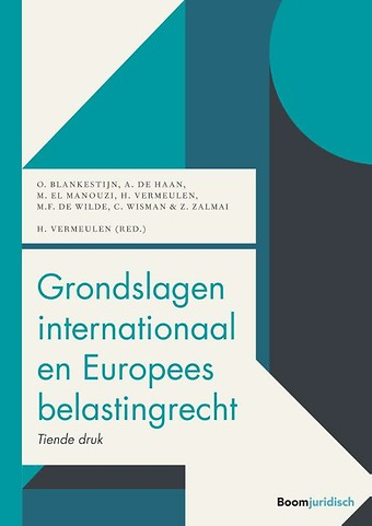 Grondslagen internationaal en Europees belastingrecht
