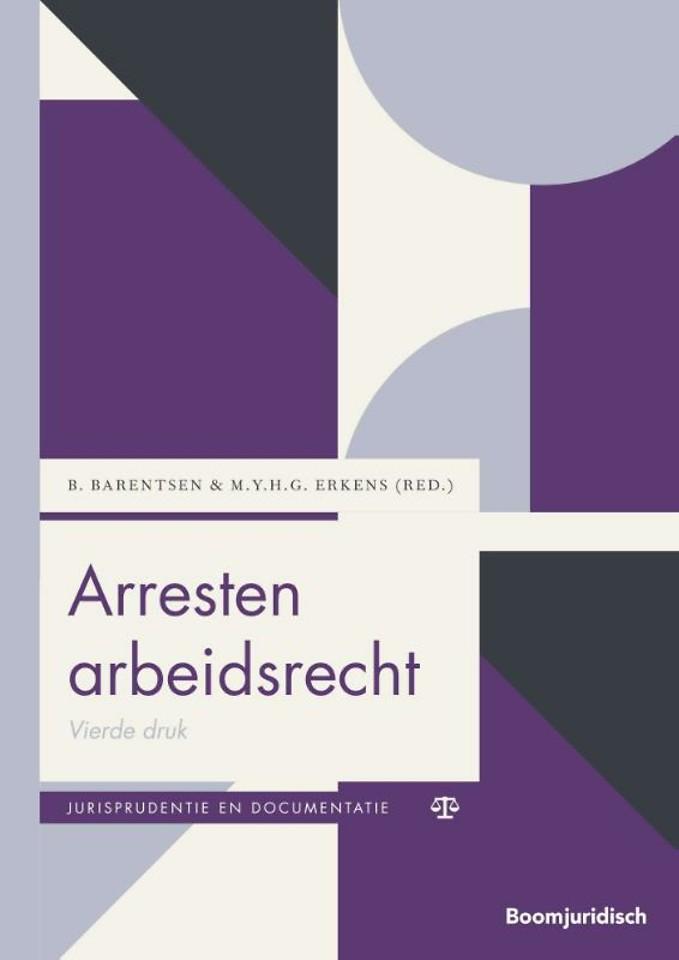 Arresten arbeidsrecht