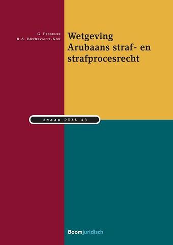 Wetgeving Arubaans straf- en strafprocesrecht