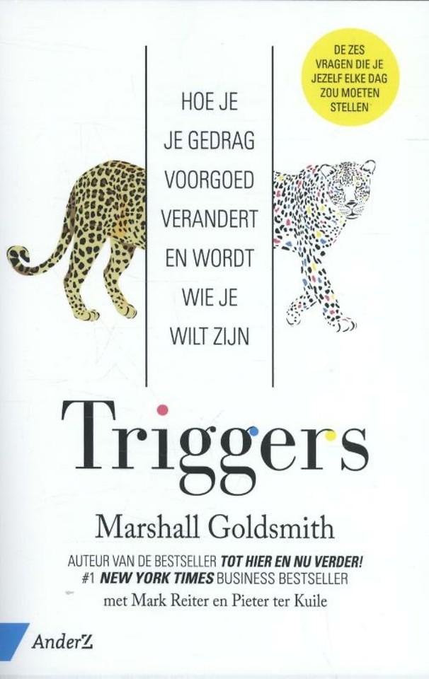 Triggers - Hoe je je gedrag voorgoed verandert en wordt wie je wilt zijn