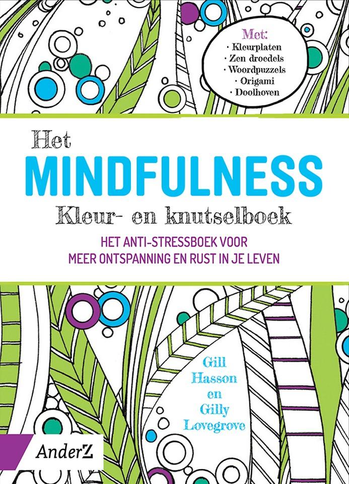 Het Mindfulness Kleur- en knutselboek