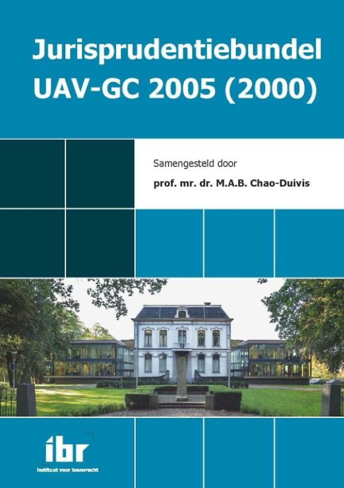 Jurisprudentiebundel UAV-GC 2005 (2000)