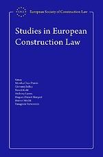 Studies in European Construction Law