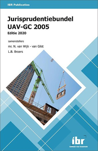 Jurisprudentiebundel UAV-GC 2005 - editie 2020