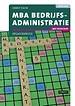 MBA bedrijfsadministratie met resultaat opgavenboek