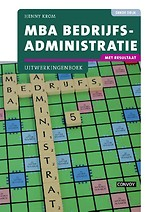 MBA Bedrijfsadministratie met resultaat - Uitwerkingenboek