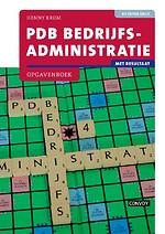 PDB bedrijfsadministratie met resultaat - opgavenboek