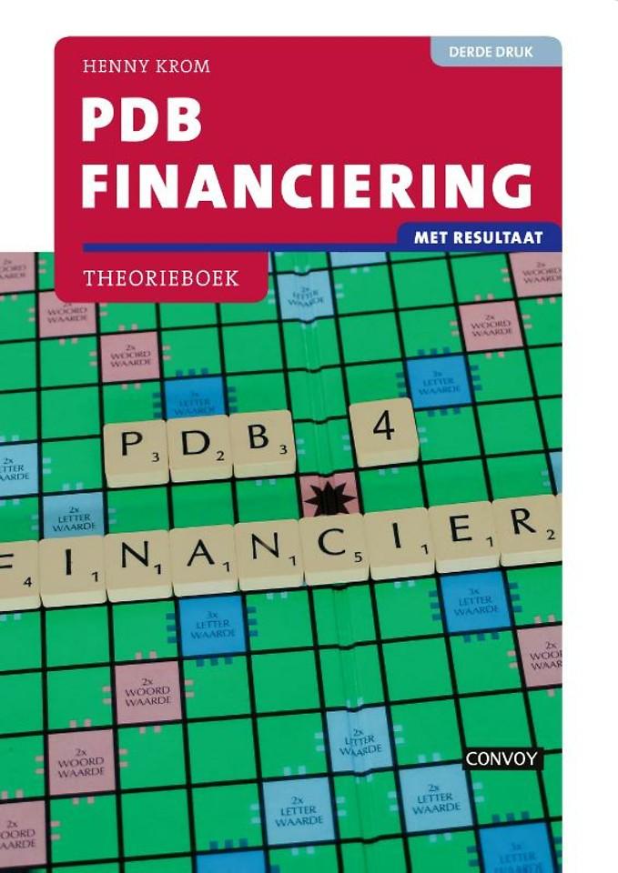 PDB financiering met resultaat - theorieboek