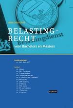 Belastingrecht Bachelors Masters 2021-2021 Opgavenboek