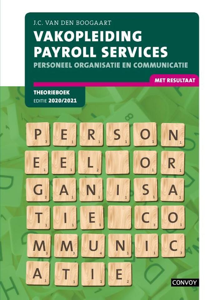 VPS Personeel Organisatie Communicatie 2020/2021 Theorieboek