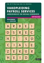 VPS Arbeidsrecht en Sociale Zekerheid met resultaat 2020/2021 Opgavenboek