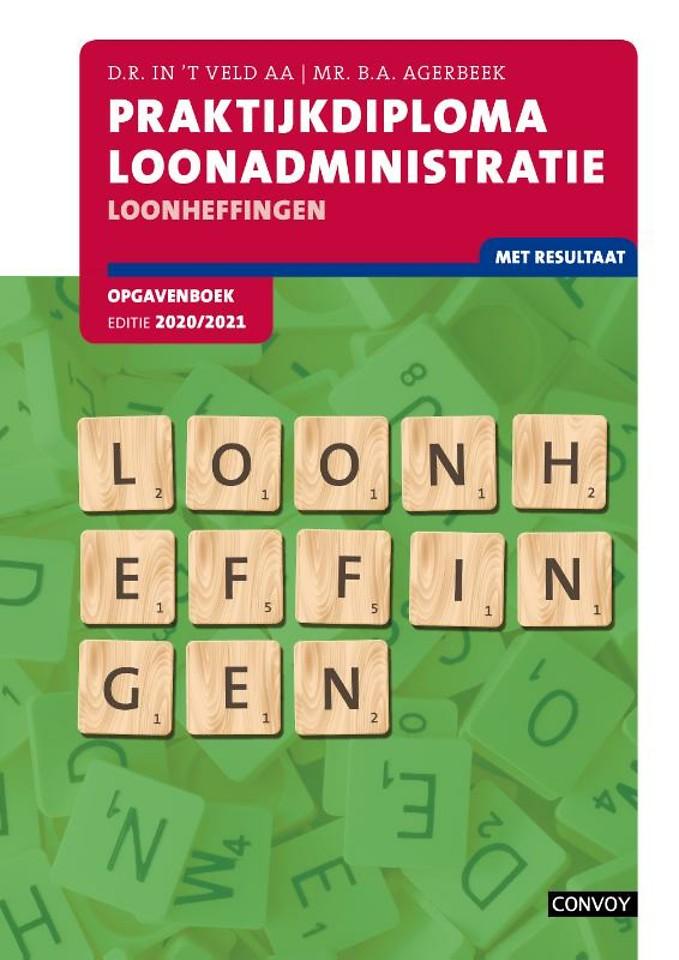 PDL Loonheffingen 2020/2021 Opgavenboek