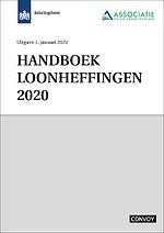 Handboek Loonheffingen 2020