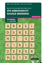 VPS Arbeidsrecht en Sociale Zekerheid met resultaat 2021/2022 Opgavenboek