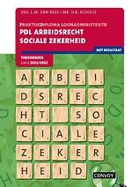 PDL Arbeidsrecht Sociale Zekerheid 2021/2022 Theorieboek