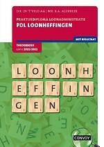 PDL Loonheffingen 2021/2022 Theorieboek