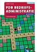 PDB Bedrijfsadministratie met resultaat Theorieboek