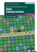 MBA Financiering met resultaat; Opgavenboek