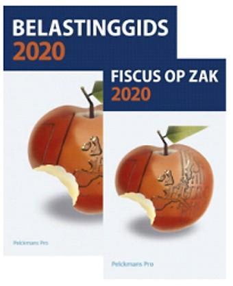 Belastinggids 2020 + Fiscus op zak 2020