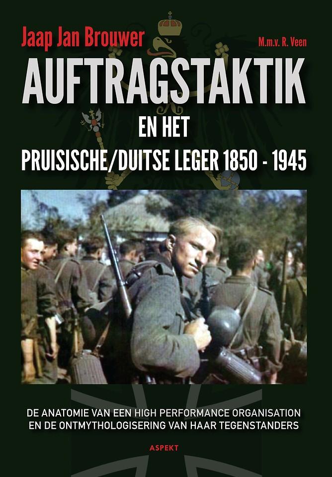 Auftragstaktik en het Pruisische/Duitse leger 1850-1945