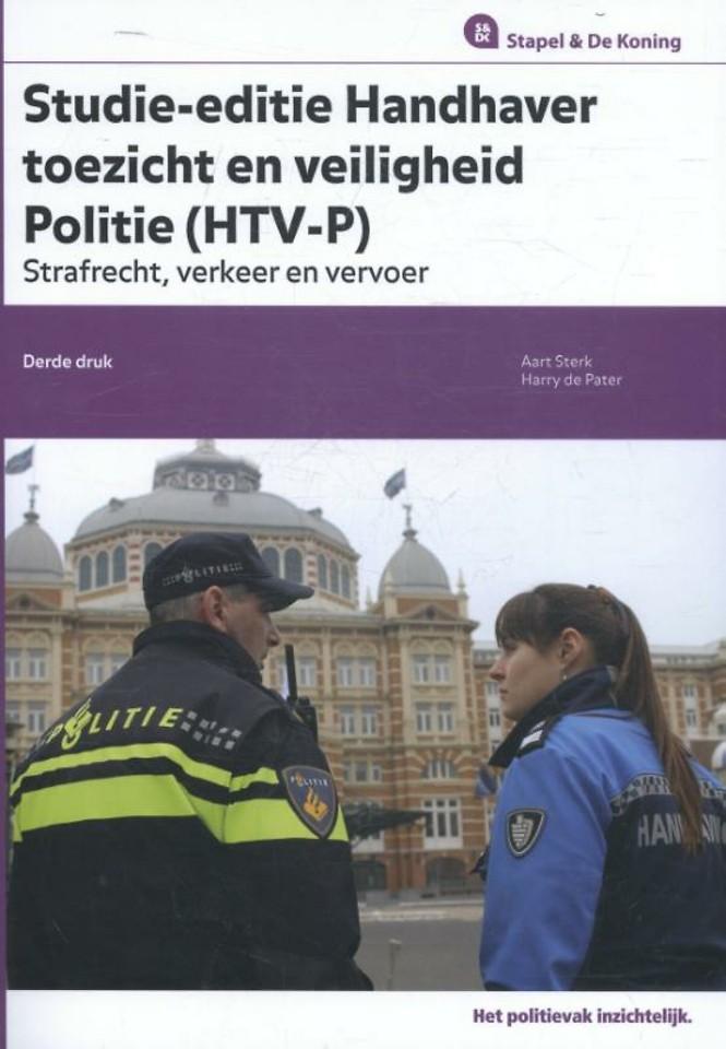Handhaver toezicht en veiligheid Politie (HTV-P) - Studie-editie