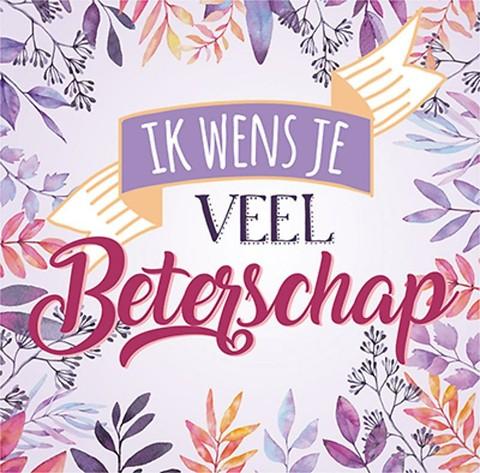 ik wens je veel beterschap door (gebonden) - managementboek.nl