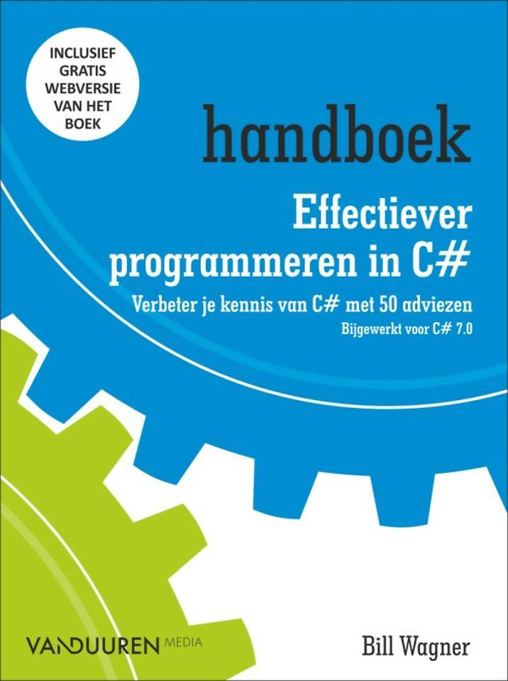 Handboek Effectiever programmeren in C#