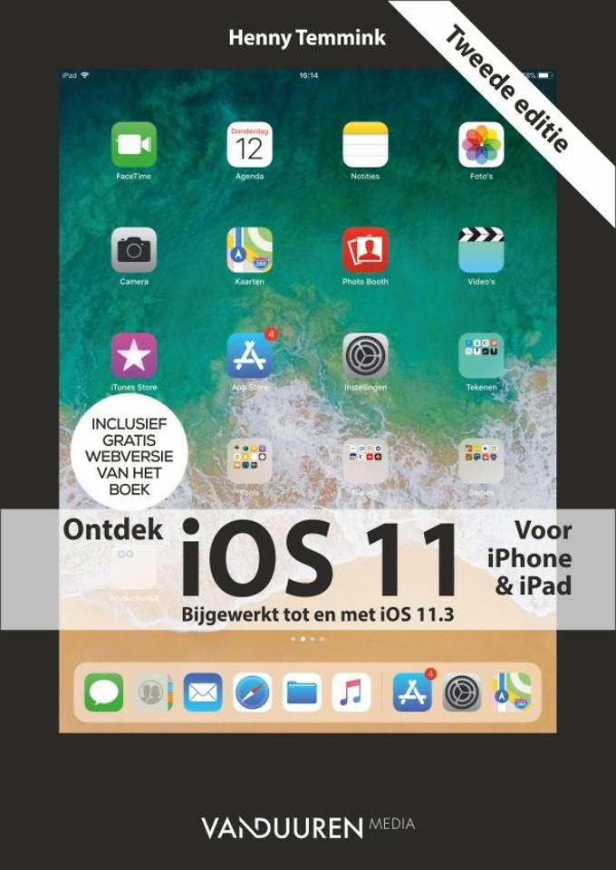 Ontdek iOS 11 voor iPhone en iPad