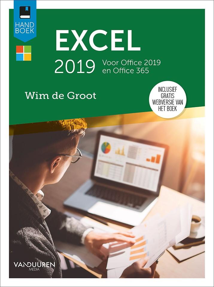 Handboek Excel 2019