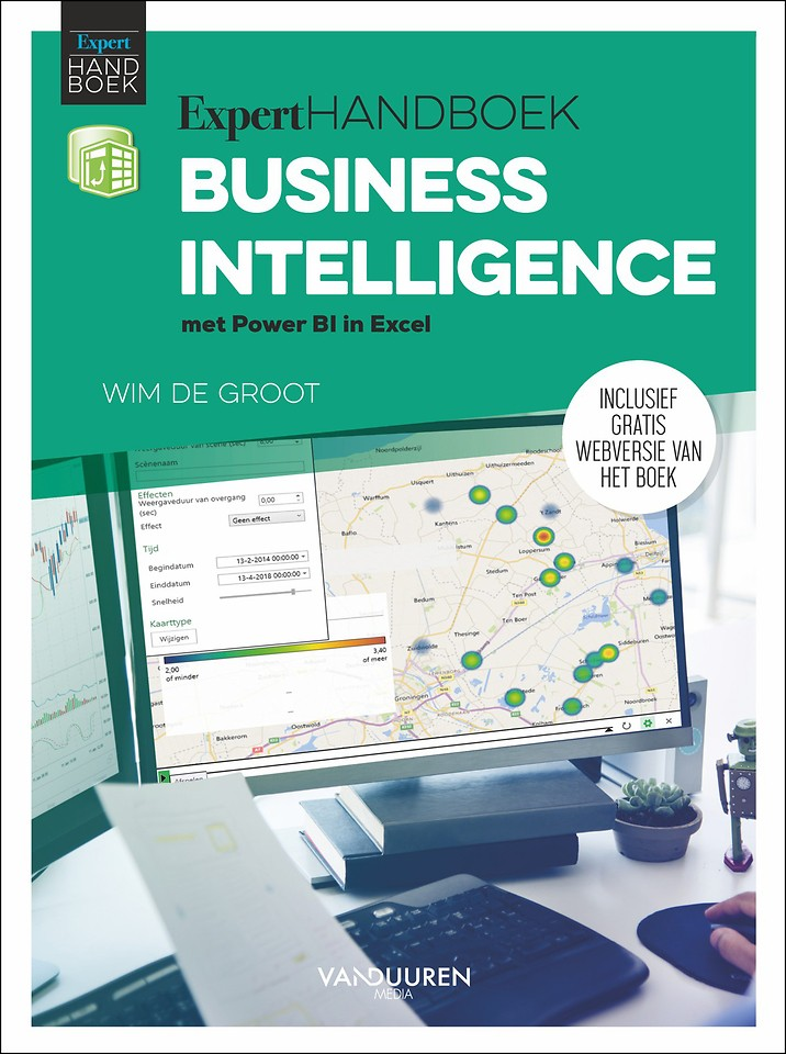 ExpertHandboek Business Intelligence - met Power BI in Excel