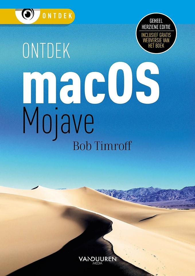 Ontdek mac OS Mojave
