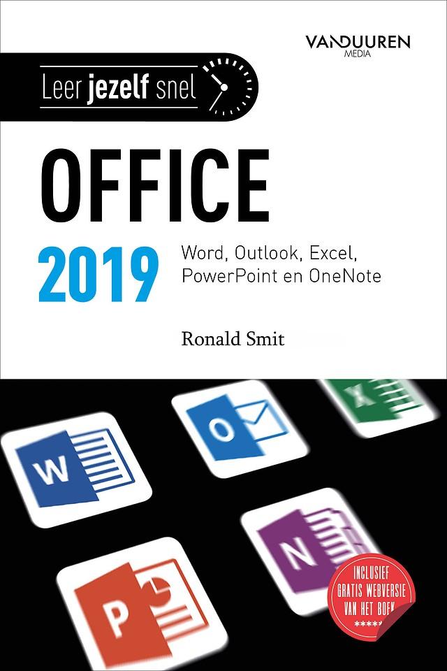 Leer jezelf SNEL...Microsoft Office 2019