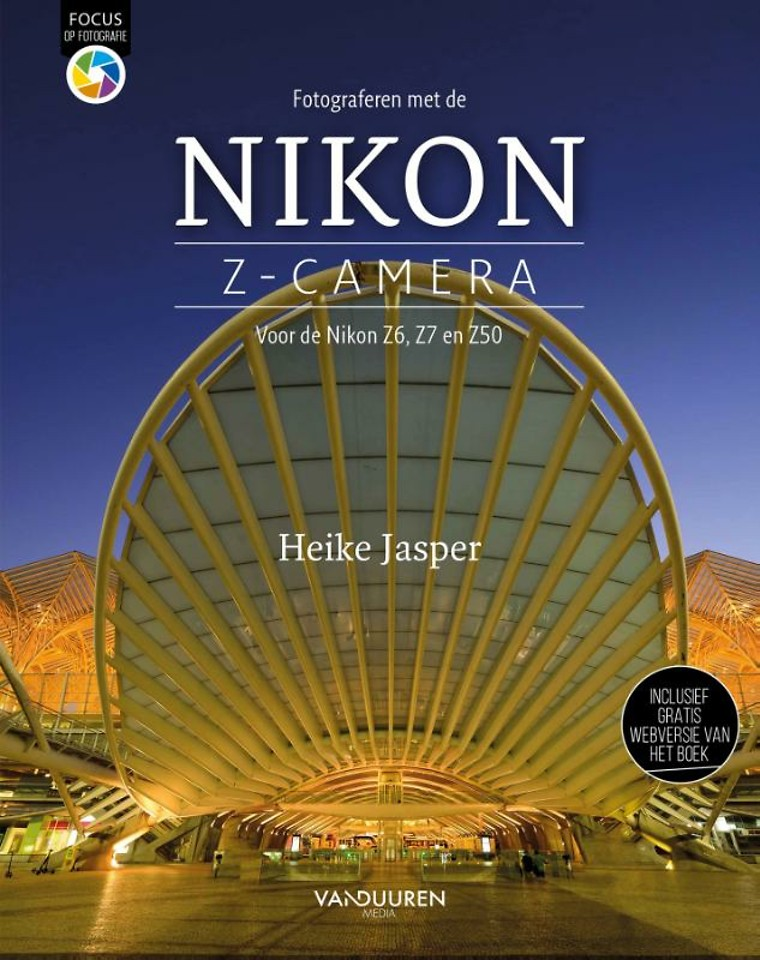 Fotograferen met de Nikon Z-camera