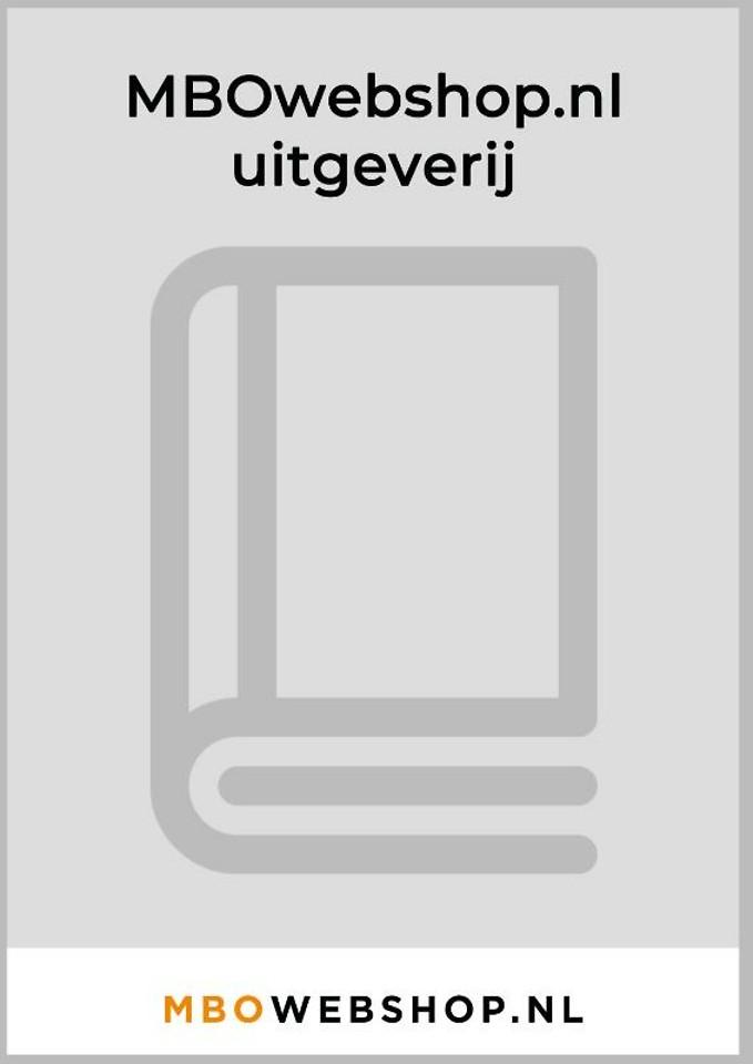 Logistiek medewerker licentie + boek Goederen verzenden (MBO-LM-GDVZ-21)