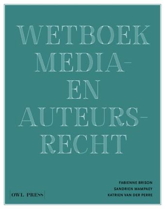 Wetboek media- en auteursrecht