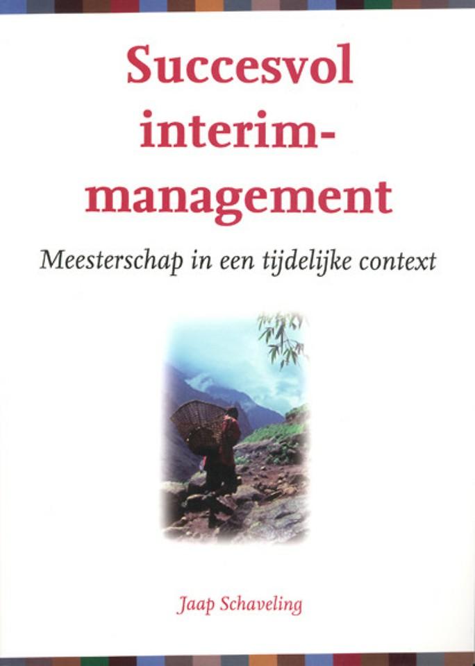 Succesvol interim-management