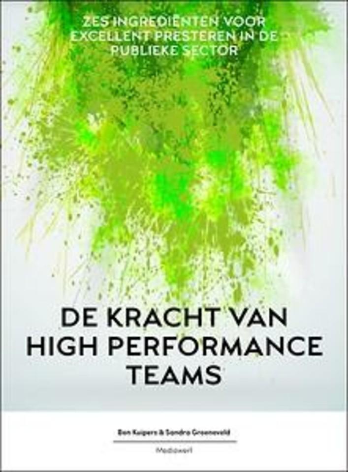 De kracht van High Performance Teams