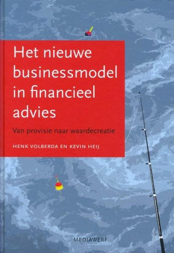 Het nieuwe businessmodel in financieel advies