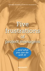 Five frustrations of projectmanagers