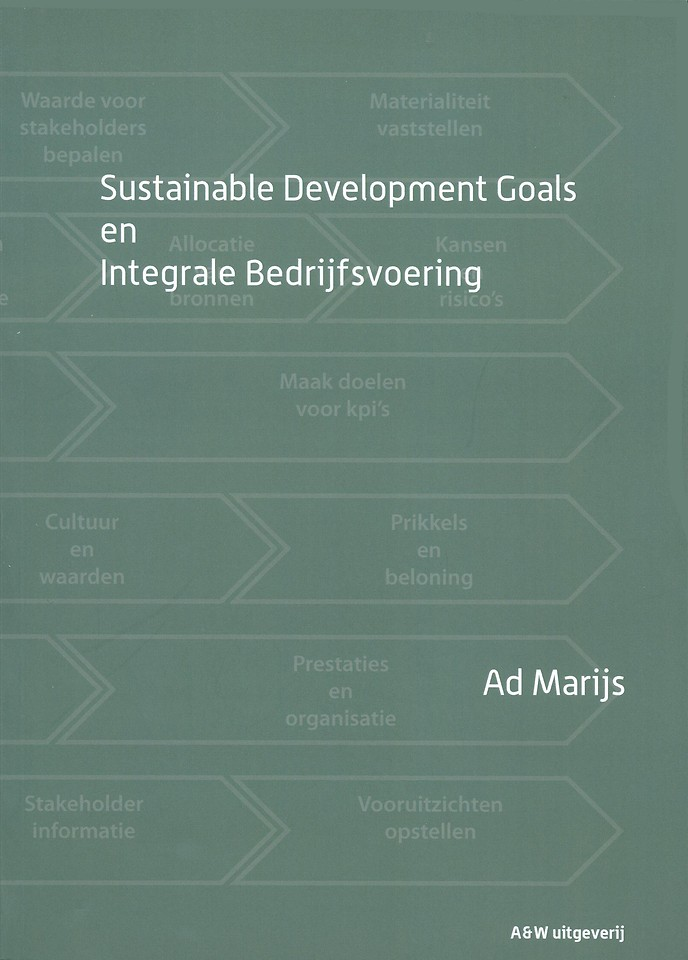 Sustainable Development Goals en Intergrale Bedrijfsvoering