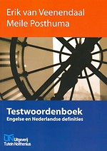 Testwoordenboek: Engels en Nederlands definities