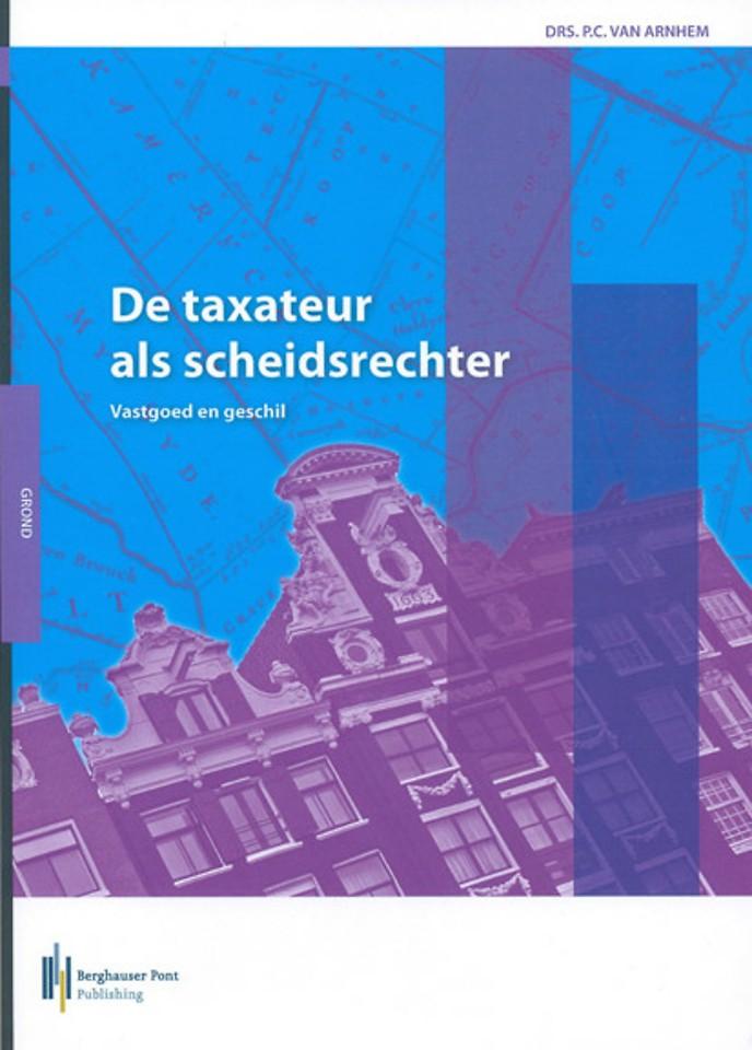 De taxateur als scheidsrechter