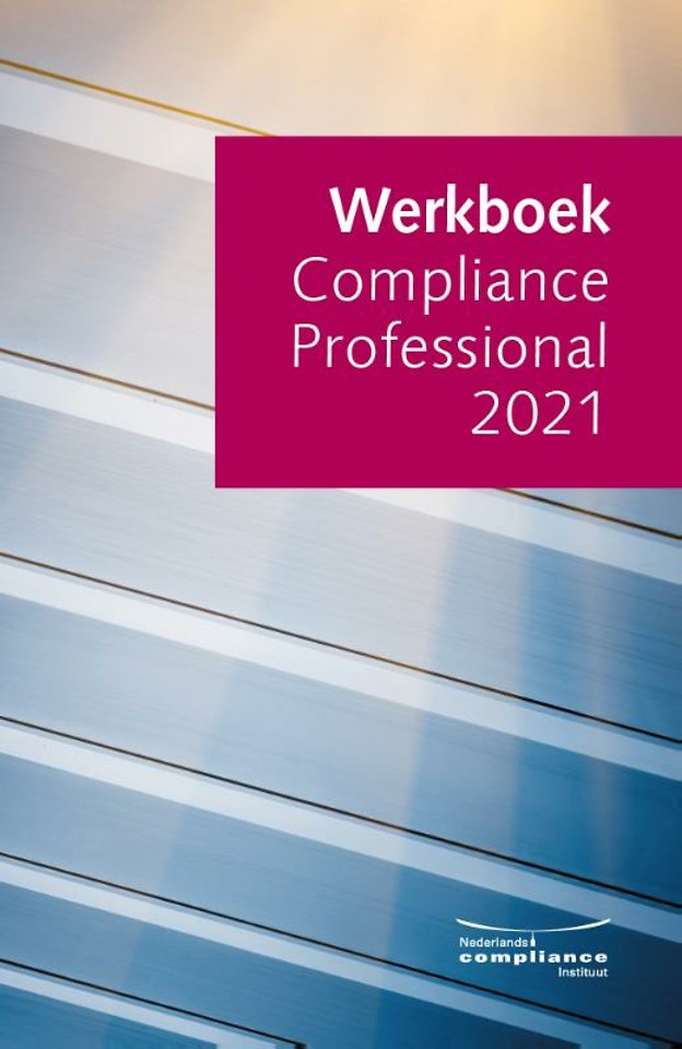 Werkboek Compliance Professional 2021