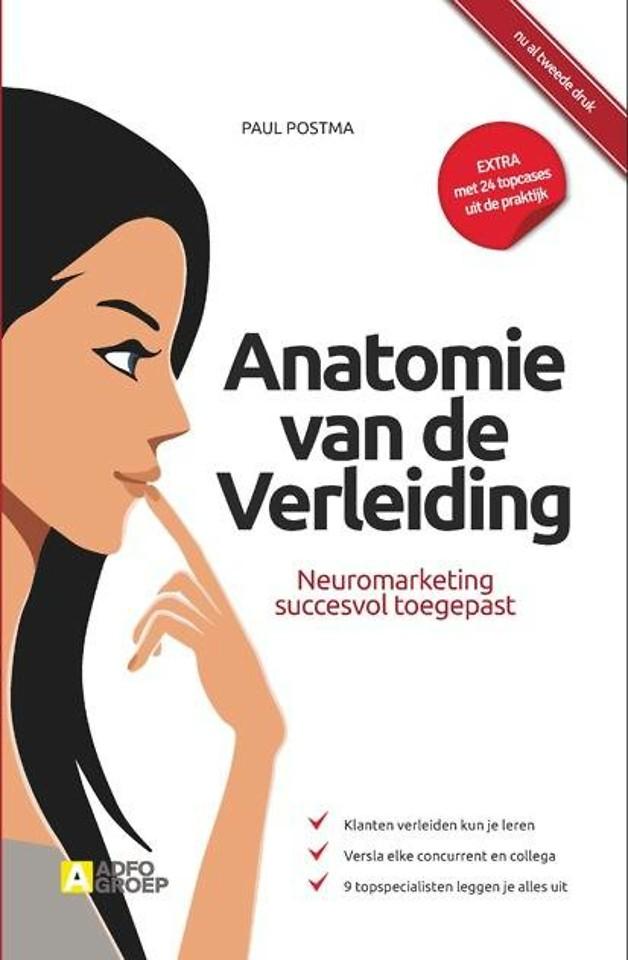 Anatomie van de Verleiding - Neuromarketing succesvol toegepast