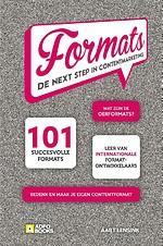 Formats - De next step in contentmarketing