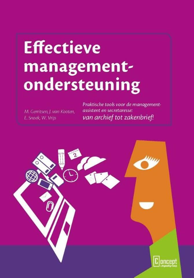 Effectieve managementondersteuning