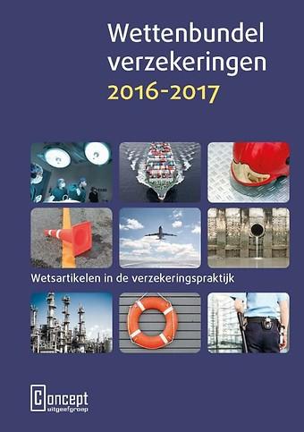 Wettenbundel verzekeringen 2016-2017