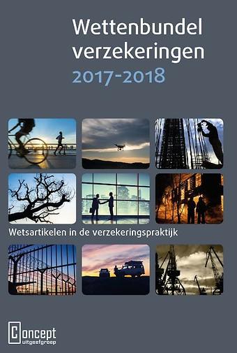 Wettenbundel verzekeringen 2017-2018